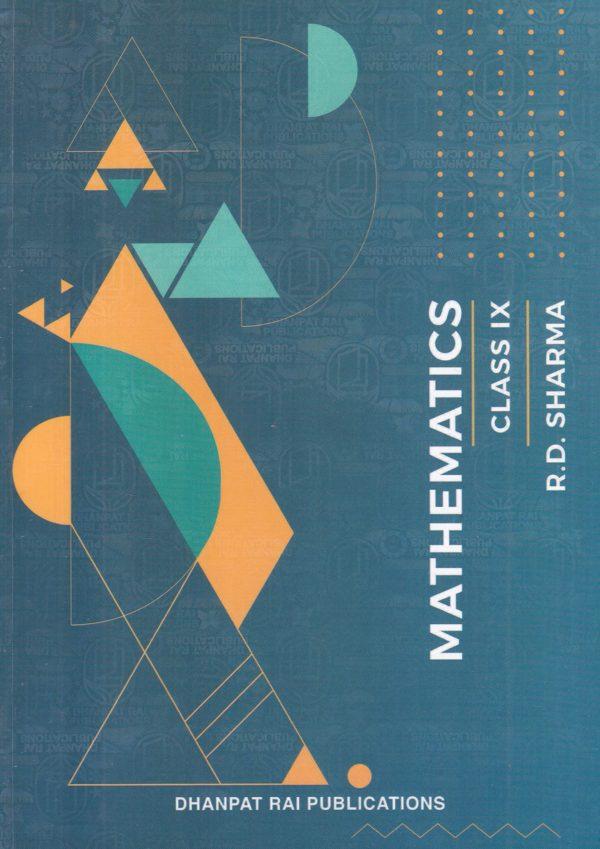 RD Sharma maths 09
