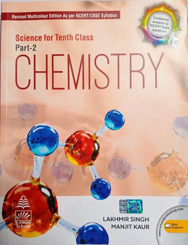 chemistry lakhmir singh class 10