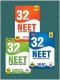 MTG 32 Years NEET Chapterwise Solution Combo