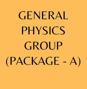 GENERAL PHYSICS GROUP PACKAGE A 2 e1598424192381