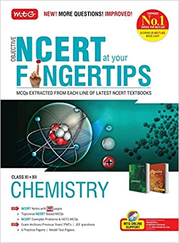 MTG objective NCERT at your Fingertips : Chemistry