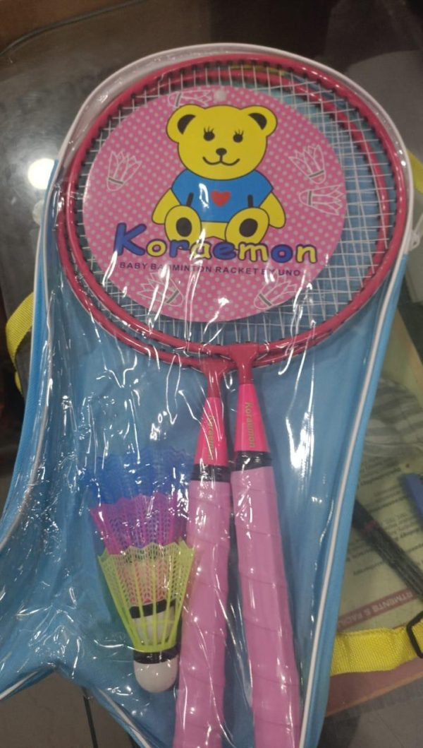 baby badminton racket