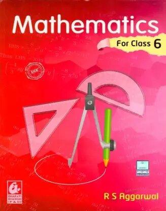mathematics class 6 original