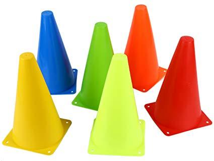 Marker cones 2