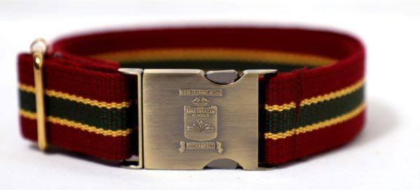 School Uniform Webbing Belts with Joint Buckle 11