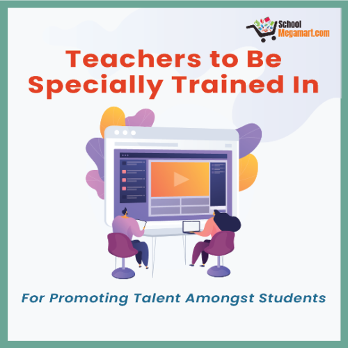 For promoting Talent amongst students