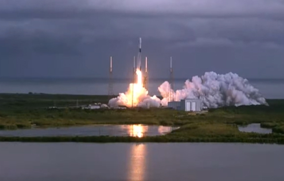 SpaceX Launched 143 Satellites