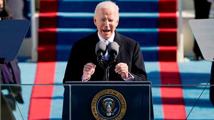 US President Joe Biden Warns Beijing Over Expansionism in Multiple Messages