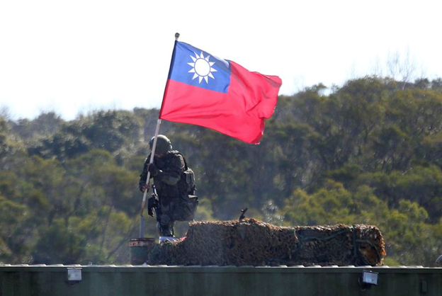 China Warns Taiwan That Independence Means War and Toughens Language