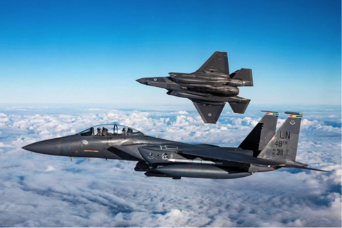 Boeing Received Licence from the US to Offer its F-15EX Fighter Jet to IAF