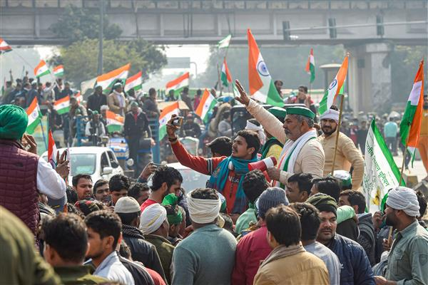 Farmers' Protest: Even After 26 January Debacle, Movement Gains Strength Again Following Emotional Outburst of Farmer Leader