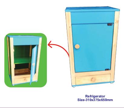 refrigerator for kids