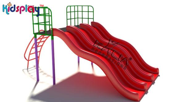 Wave Three Slide FRP