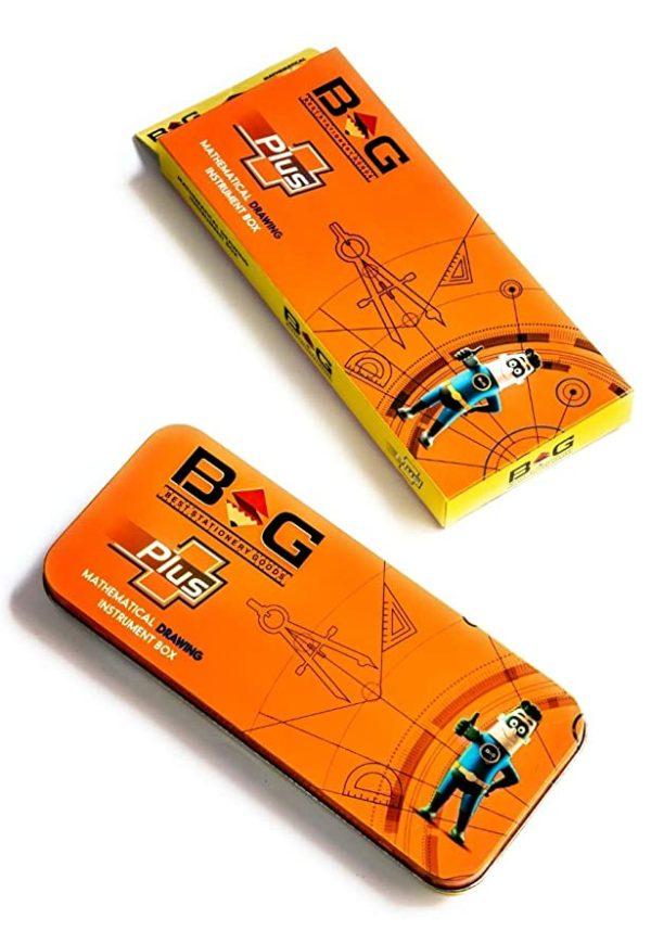 BSG Plus mathematical Drawing instrument box