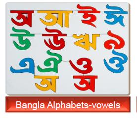 Bangla-Alphabets-Vowel