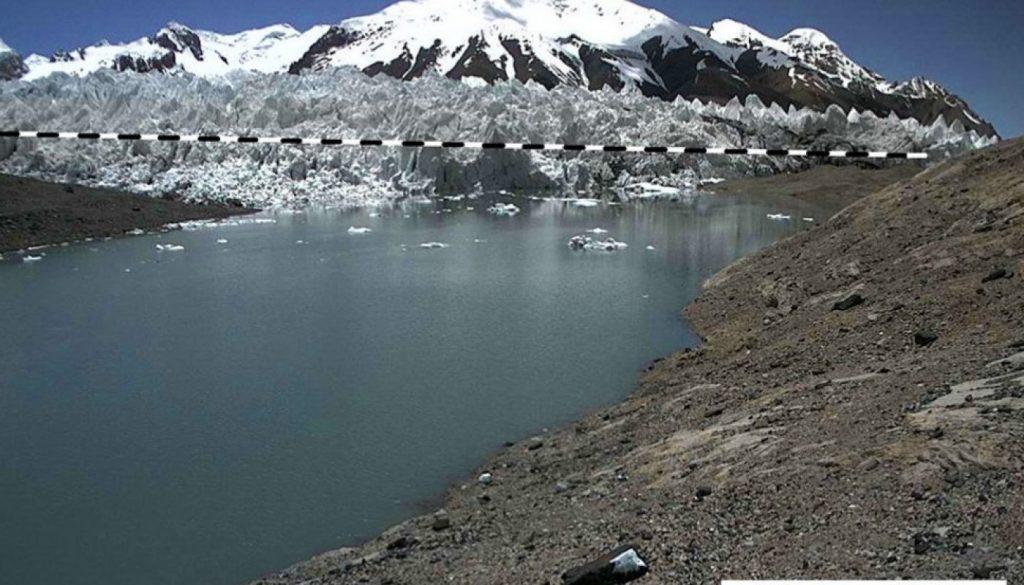 Glacial Lake Outburst Flood (GLOF) caused flash flood 2021 in uttarakhand