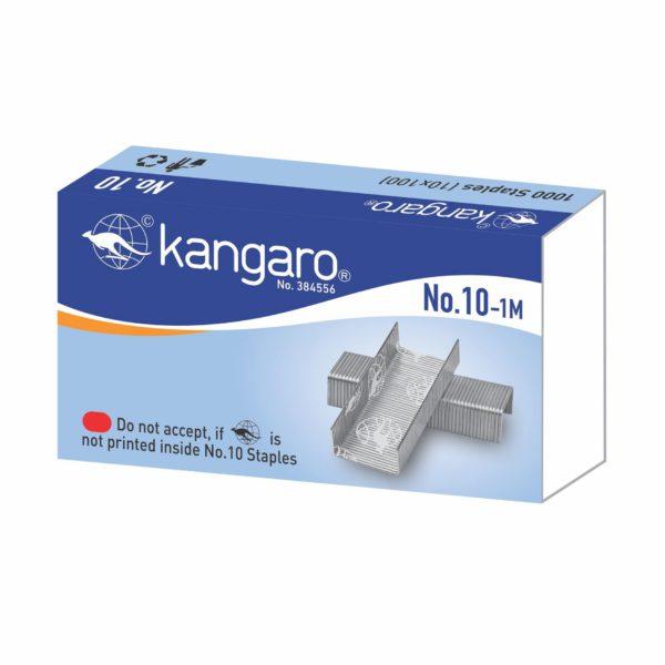 Kangaro No-10-1m Stapler Pins (Pack of 1)