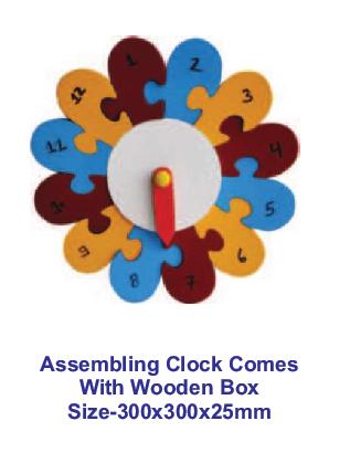 Assembling Clock