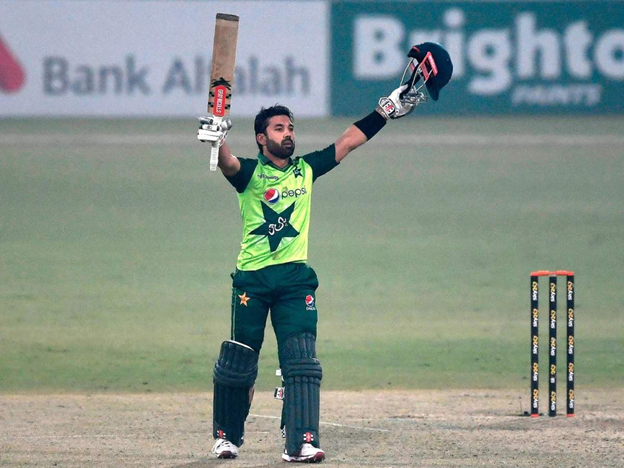 Pakistan's Mohammad Rizwan Hits Record-Breaking T20I Against South Africa