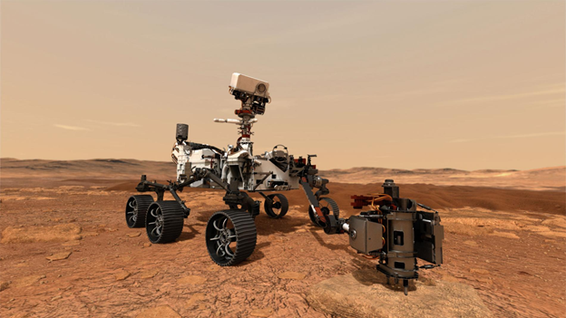 NASA's Perseverance Rover Will Visit the Red Planet in Search of Life
