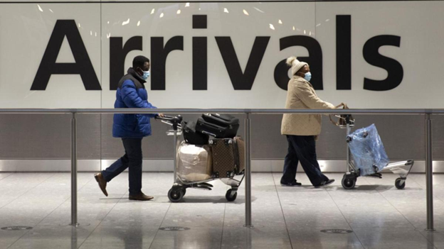 Britain's COVID-19 Hotel Quarantine Policy Will Start from February 15