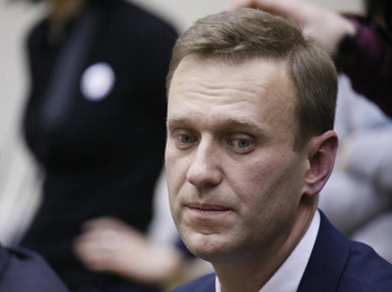 Navalny Urges Russians from Jail to Overcome Their Fear