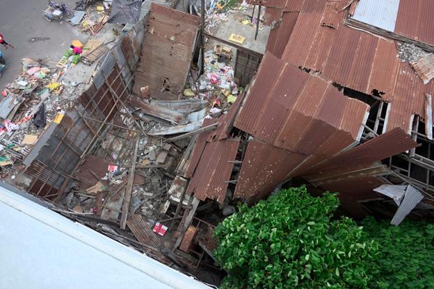 6.3 Magnitude Earthquake Jolts Philippines