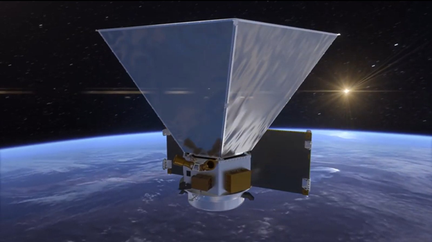 SpaceX Bagged Contract For NASA's Astrophysics Mission SPHEREx
