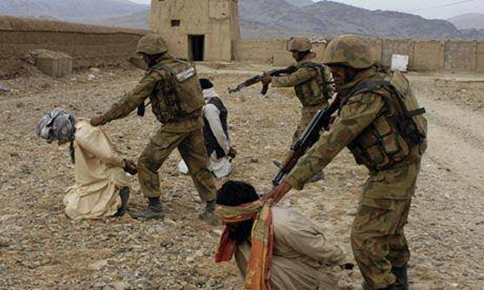 Pakistani Forces Allegedly Used Gunships on Civilian in Balochistan