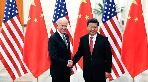 Biden Talked with Xi About Concerns Over China's Coercive Unfair Economic Practices