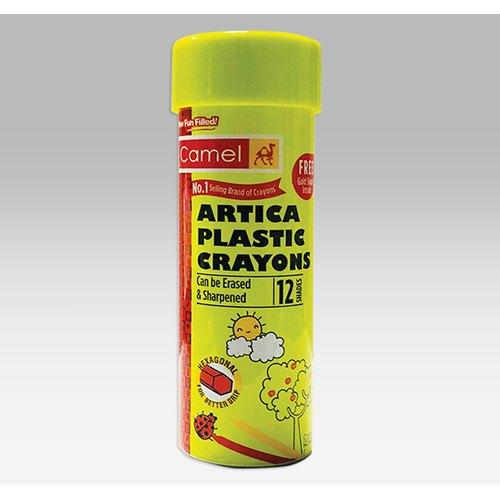 Camel Artica Plastic Crayons 5000-T