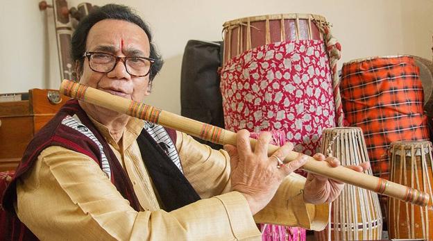 Prabhat Sarma, an Eminent Assamese Musician and Flute Player, Passes Away
