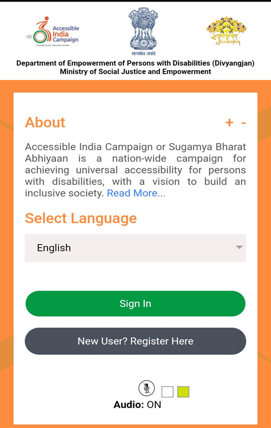 Sugamya Bharat App Launched to Ease Accessibility