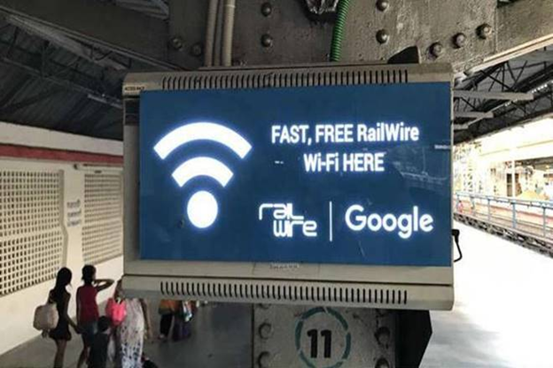 Prepaid Wifi Service Launched at 4000 Railway Stations by RailTel