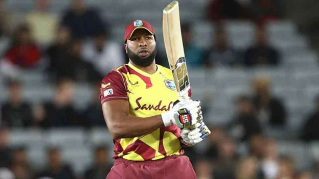 Kieron Pollard Becomes 3rd to Hit 6 Sixes in an Over in International Cricket