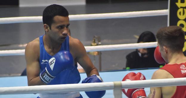 Deepak Kumar Wins Silver Medal in Boxing Tournament Held at Sofia, Bulgaria