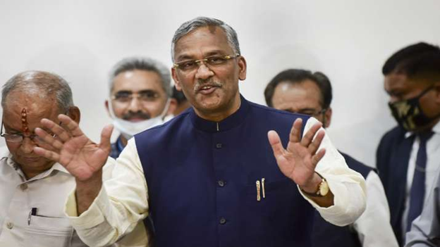 Trivendra Singh Rawat Chief Minister of Uttarakhand has Resigned