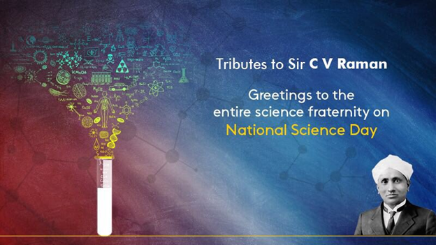 National Science Day: Remembering C V Raman's Discovery