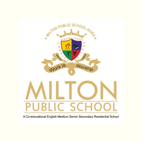 MILTON PUBLIC SCHOOL, AGRA