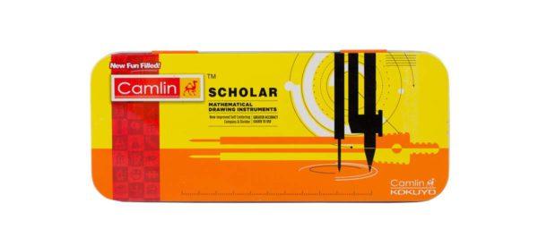 Camlin Scholar Mathematical drawing Instruments Box