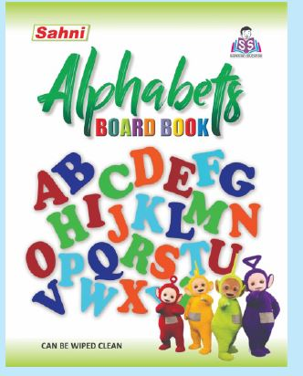 Alphabets Board Books