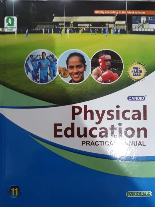 Physical Education Practical manual - 11 For 2021-2022 Session