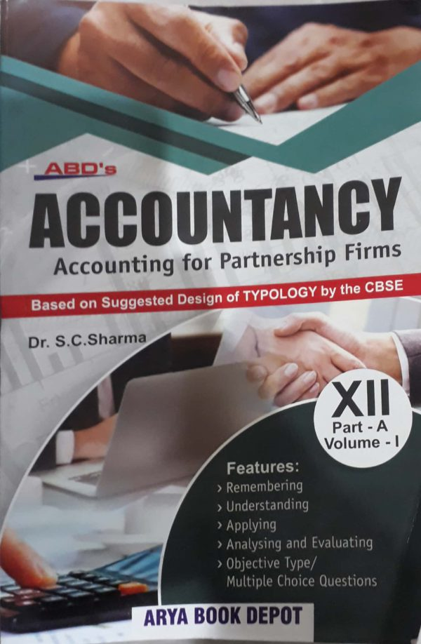 Accountancy - 12 (Partnership)