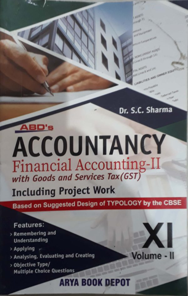 Accountancy financial accounting - 11 Vol -2