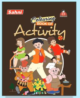 Colouring Book of Activity