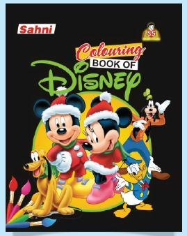 Colouring Book of Disney