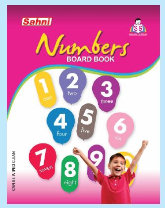Numbers Board Books
