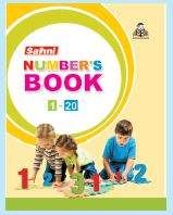 Numbers Book (1-20)