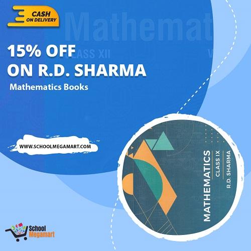 Rd sharma books