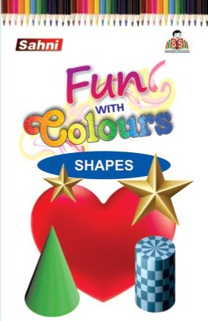 Fun with Colours Shapes Book